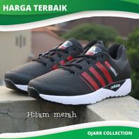 Sepatu Kets Adidas Neo Zoom Casual Running Man Pria Grade Ori Murah