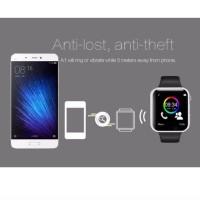 Smartwatch A1 / Smart watch U10 Support Sim Card & Memory Card - Murah