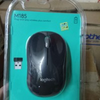 Mouse Logitech Wireless M 185