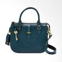 fossil ryder-leather-mini-satchel-tas-wanita