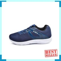 Ardiles Men Enoki Sepatu Running Biru Navy
