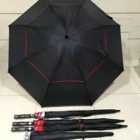 Payung Eksklusif model Payung Golf Susun 2 Tingkat