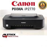 Printer Canon Pixma IP 2770 Tinta 810, 811