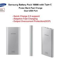 Original SAMSUNG Power Bank 10000 MAh-Battery Pack 10000mAh Type C