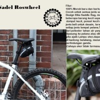 Tas Saddle ROSWHEEL 12