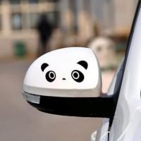 Cutting Sticker / Stiker Spion Panda Cute