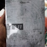 Novel Albuk #2 11 : 11 - Fiersa Besari (Kertsa Bookpaper)