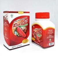RED OIL PAPUA Minyak Buah Merah 60 kapsul