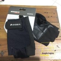 Eiger Basic Riding Gloves Sarung Tangan Sepeda - Trekking - Motor
