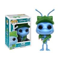 PROMO Action Figure Funko Pop Disney A Bug's Life Flik Original Murah
