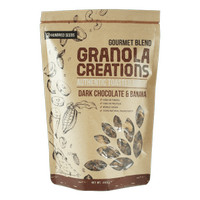 Granola Creations Dark Chocolate and Banana 400g