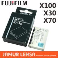 Baterai Fujifilm X30 X70 X100 X100S X100T X-S1 Fuji FinePix Batre