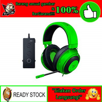 Headset Gaming Razer Kraken Tournament Edition Green