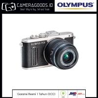 ( Camera Goods ) Olympus PEN E-PL8 Kit 14-42mm EZ - Black
