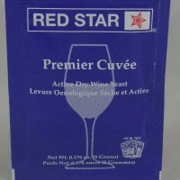 Premier Cuvee Wine yeast 5 gram (REPACKED) RED STAR