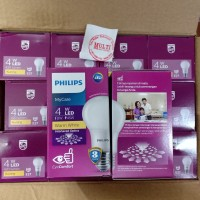 Lampu LED Philips 4 watt MyCare 4w Philip Kuning 4 w Bulb LED my care
