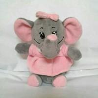 Boneka Gajah Bona Cantik Kecil ( harga per 1 pc )
