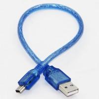 Kabel USB to MINI USB 5pin NYK / Kabel Data USB to 5 PIN