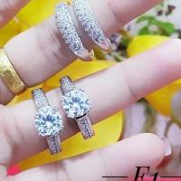 cincin lapis emas putih 0227