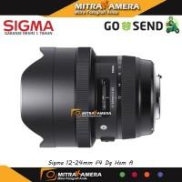 ORDER NOW Sigma 12 24mm F4 Dg Hsm A Berkualitas