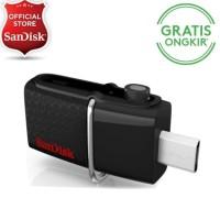 SanDisk USB 3.0 Ultra Dual USB Drive OTG 32GB