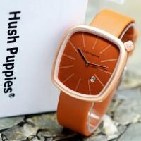 jam tangan hush puppies wanita analog casual kualitas ori