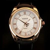 Yazole jam tangan analog -336 -