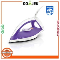 Setrika Philips Diva GC122, Philips Dry Iron Diva GC122 - Ungu