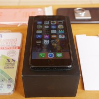 iPHONE 7 128GB Black original mulus Fullset