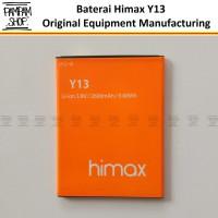 Baterai Handphone HP Himax M1 Y13 Original OEM Batre Batrai Battery