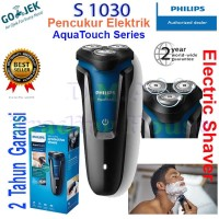 Philips Electric Shaver - Pencukur Elektrik Philips AquaTouch S 1030