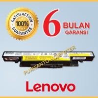 Original Baterai Laptop Lenovo IdeaPad Y510 Y510A Y510N Y510P Y510M