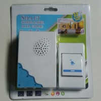 Bel Pintu Rumah Tanpa Kabel