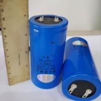 Kapasitor - Capacitor Motor Starting 250 UF MFD - 450V