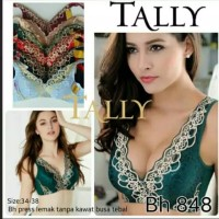 BRA TALLY PENEKAN LEMAK(PUSH UP BRA)
