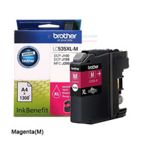 BROTHER Tinta LC535XL M   LC535M Original LC-535XL Magenta