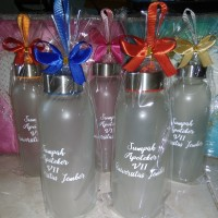 Souvenir tumbler/souvenir murah/souvenir Jakarta/souvenir pernikahan