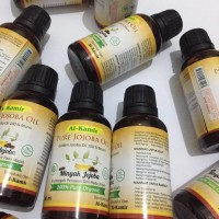 100% Pure Jojoba Oil Cosmetic Grade - Minyak Jojoba 30 ml