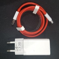 OnePlus Charger DC0504B3GB 4A + Type-C DASH Cable Original
