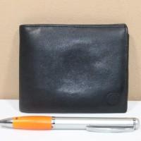 Dompet pria branded TIMBERLAND Bifold black wallet second original