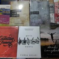 Paket 5 Novel Fiersa Besari - Garis Waktu.11 11. Konspirasi.Catatan ju