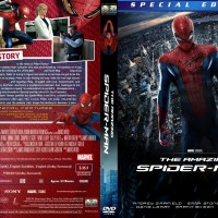 the amazing spiderman 2012 dvd movie collection film koleksi