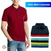 Kaos Polo Polos Pria Baju Berkerah Murah | Polo Shirt Kaos Kerah Cowok