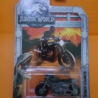 Matchbox Jurrasic World 15 Triumph Scrambler