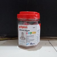 DOT PIGEON TOPLES SIZE S M L ISI 18PCS