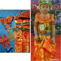 Pakaian Adat Bali - Panji Semirang (anak-anak)