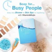 kecantikan Kojic Plankton White Body Soap