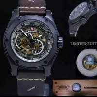 Jam tangan expidition full hitam automatic edition