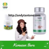 ZINC PENINGGI BADAN BANDUNG   Zinc Hormon Pertumbuhan  Tiens ORI SEGEL