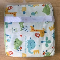 SELIMUT BAYI BABY CARTER DOUBLE FLEECE BLANKET ANIMAL - L